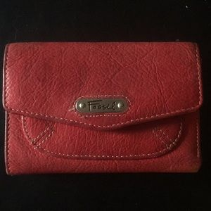 Fossil Other - Genuine leather wallet